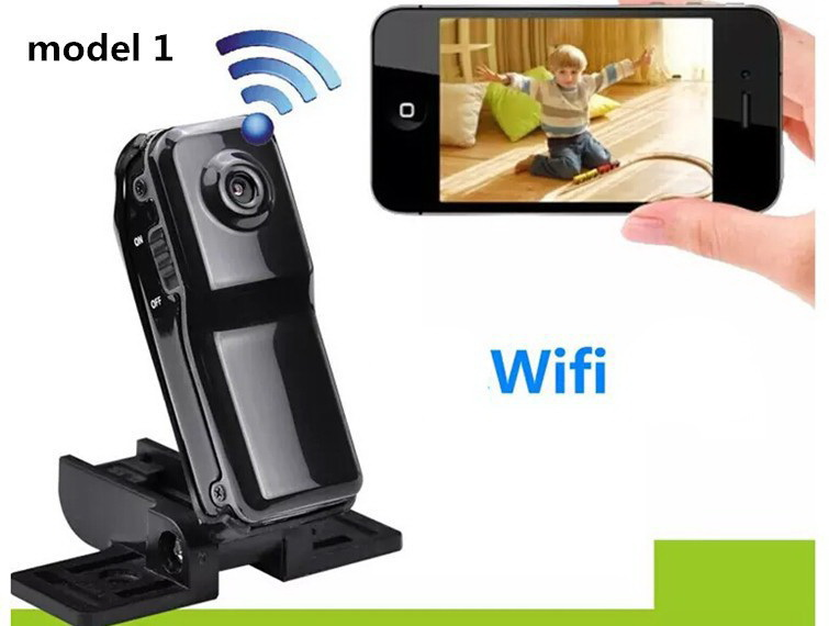 Mini HD WiFi P2P Camera Webcam